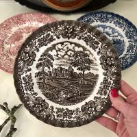 Тарелка 20см Hostess Tableware Old Country Castles England